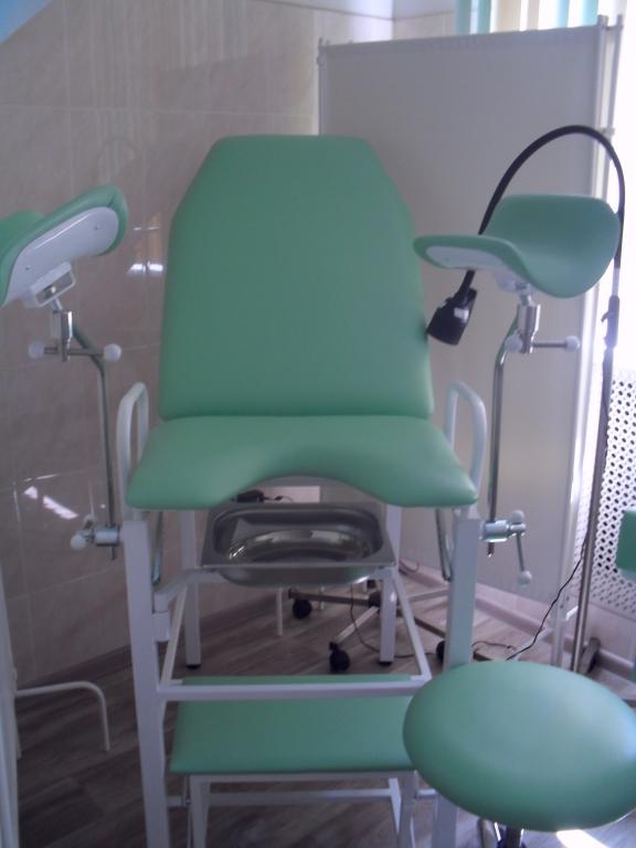 Кресло гинекологическое механическое КГФВ-01в
